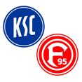 Karlsruher SC - Fortuna Düsseldorf