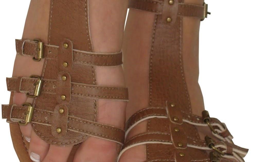 Fashion Ladiies Sendal Fashion