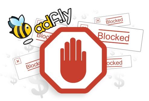 AdBlock, bloquea los links de descarga