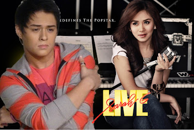 Enrique Gil, Coleen Garcia, Aegis, Jobim and Kyle of Junior Master Chef on Sarah G Live (June 10)