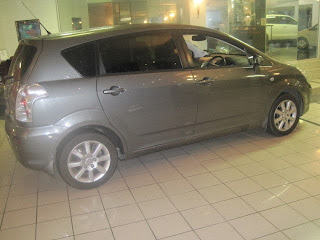 Cars for sale in Cape Town 2006 Toyota Verso