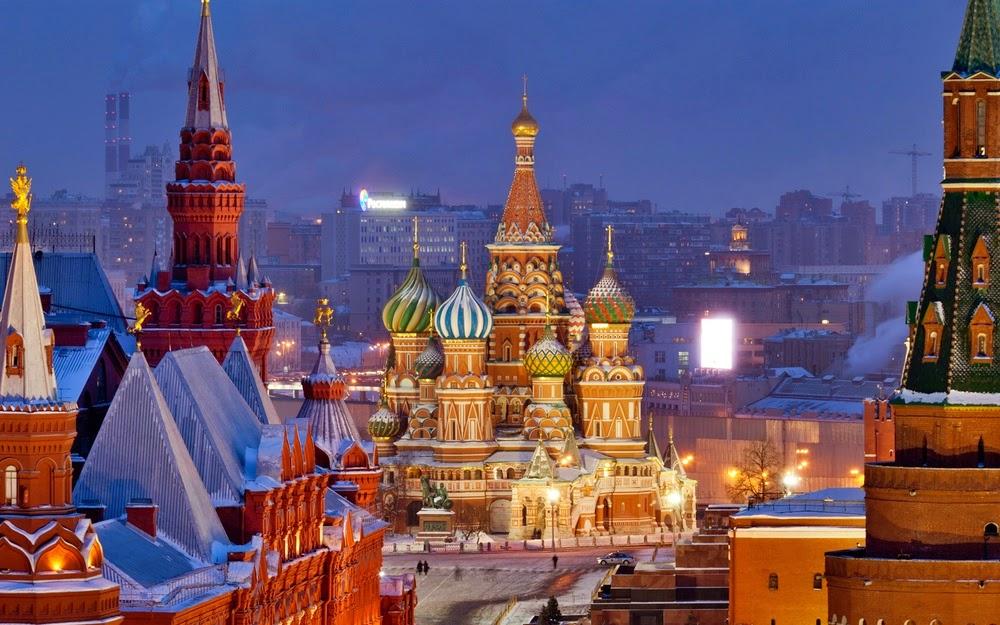 Plaza Roja Moscú. Las Plazas más bonitas de Europa