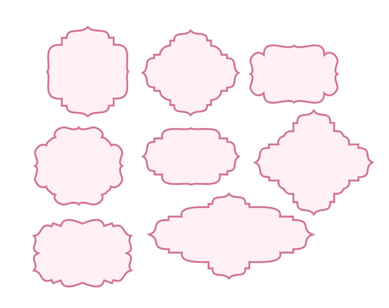 Inkscape Tutorial: Free svg frames to download