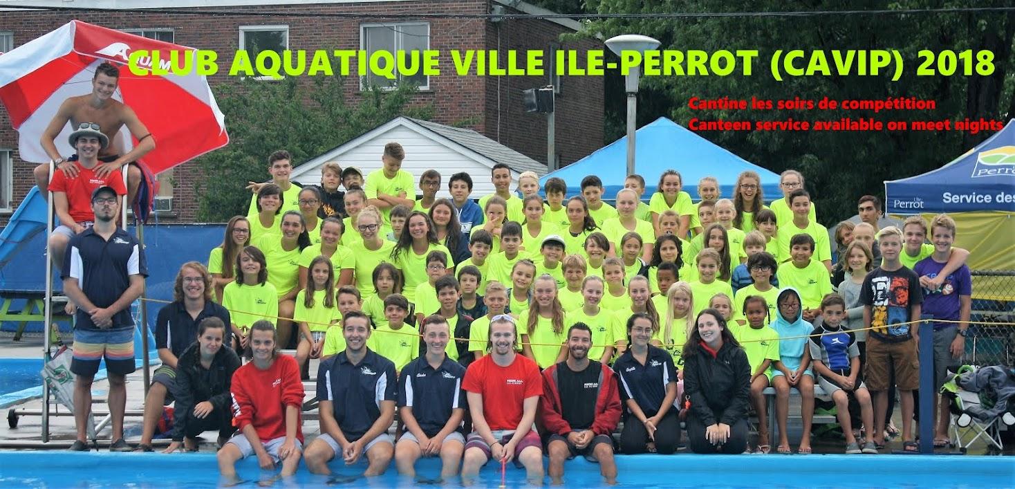 CLUB AQUATIQUE VILLE DE L'ÎLE-PERROT (CAVIP)