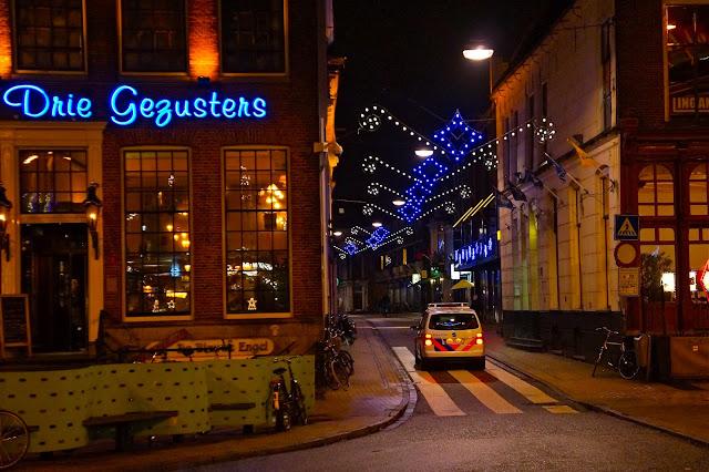 Afbeelding van Drie Gezusters in Groningen.