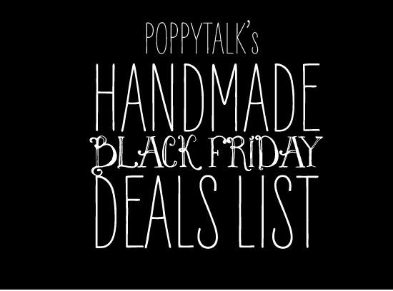 The handmade holiday black friday deals list poppytalk - Black friday ikea france ...