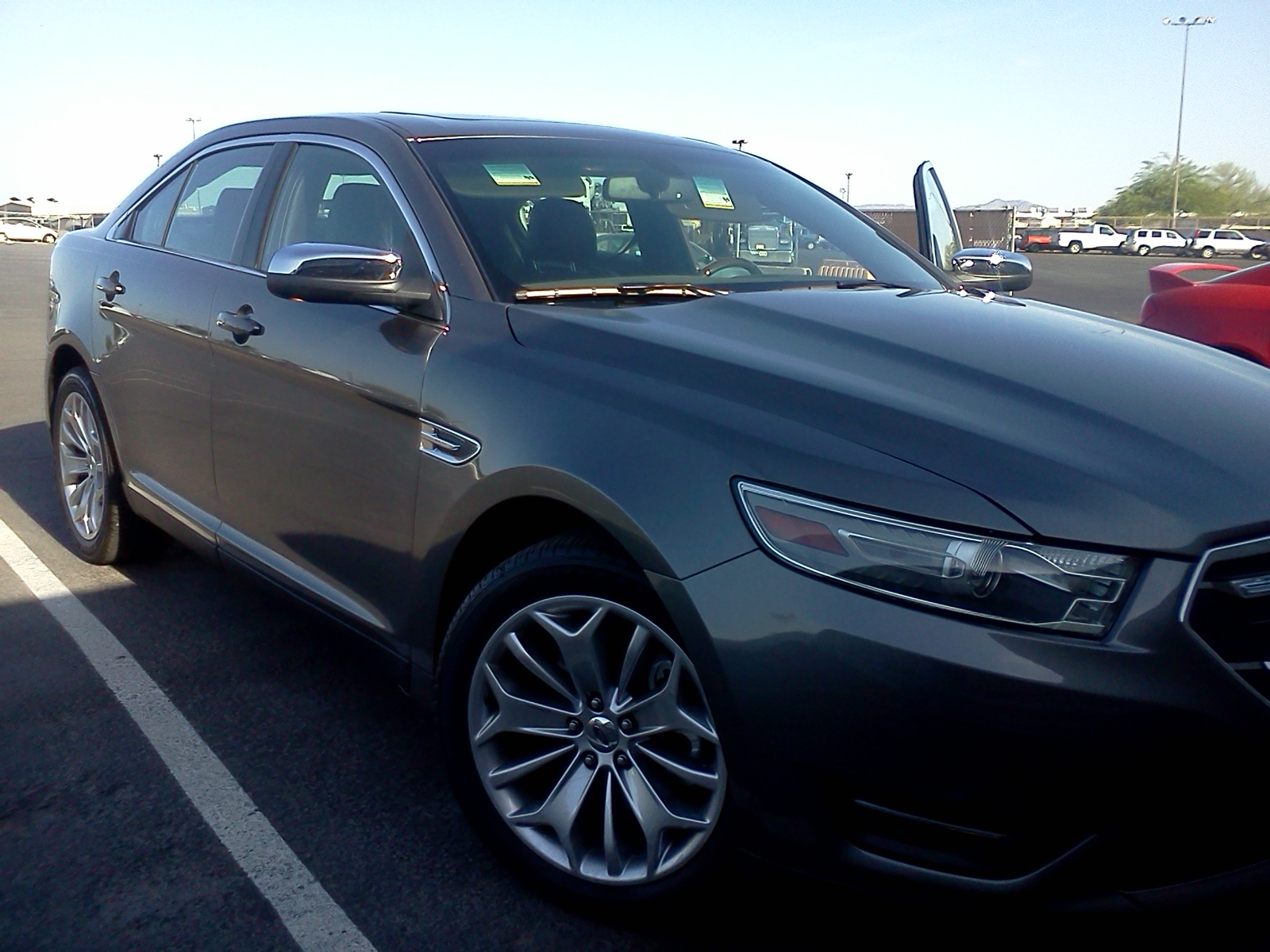 scottsdale discount auto llc 2013 ford taurus limited with all the options low miles. Black Bedroom Furniture Sets. Home Design Ideas