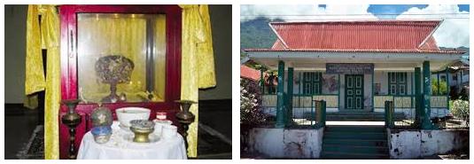 """Museum Kesultanan Tidore """"Sonyine Malige"""" - Wisata Sejarah Kota Tidore"""