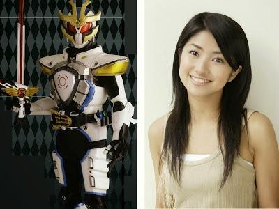 Kamen Rider Cewek