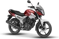 2012 Yamaha SZ-R Red