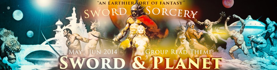 Sword and Planet Group Read 2014