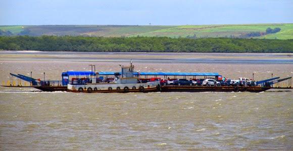 Ferry Boat Cabedelo-PB - Foto: Fábio Fernandes
