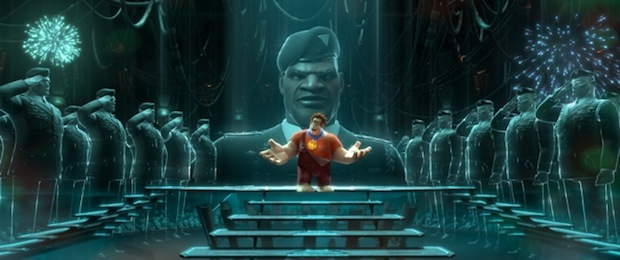 Hero's Duty World Wreck It Ralph