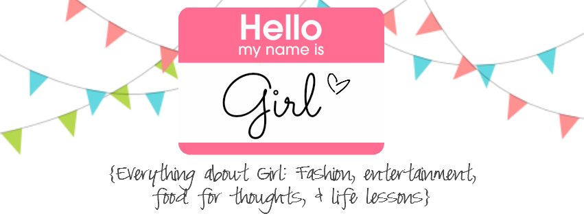 Hello, My Name is Girl