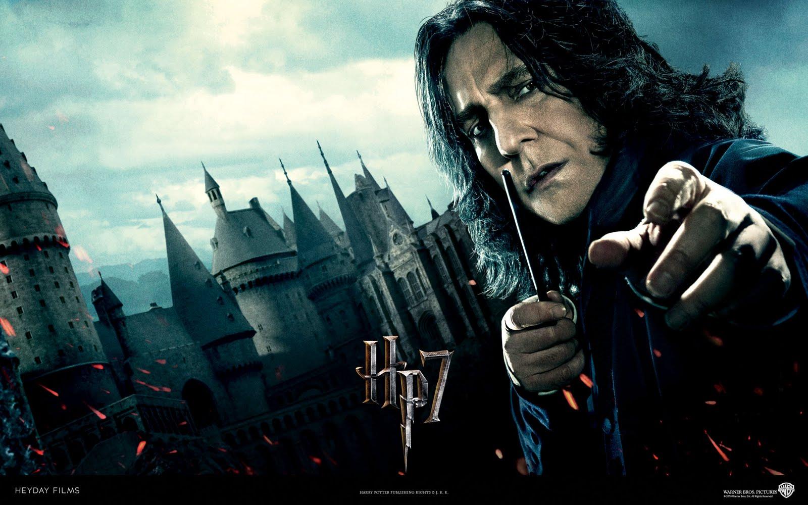 Car Arini And Tattoos Kafy Harry Potter 7 Part 2 Snape Hd Wallpaper
