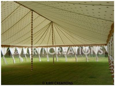 Indian Maharaja Tent