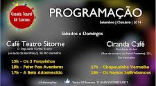 Gil Santana apresenta novidades e promove Ciranda Cultural