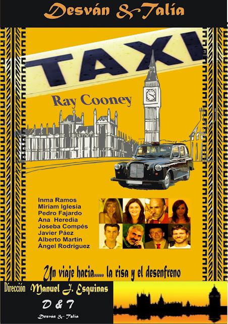 Taxi, sábado 29 junio 18:00 Valdebernardo
