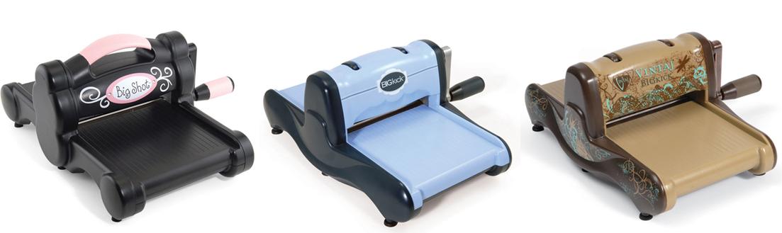 big die cut machine
