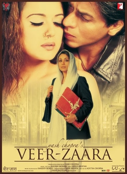 Shahrukh Khan, Preity Zinta and Rani Mukherjee on My Bollywood Stars