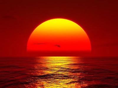 Matahari Terbit Dari Barat Ternyata Mungkin
