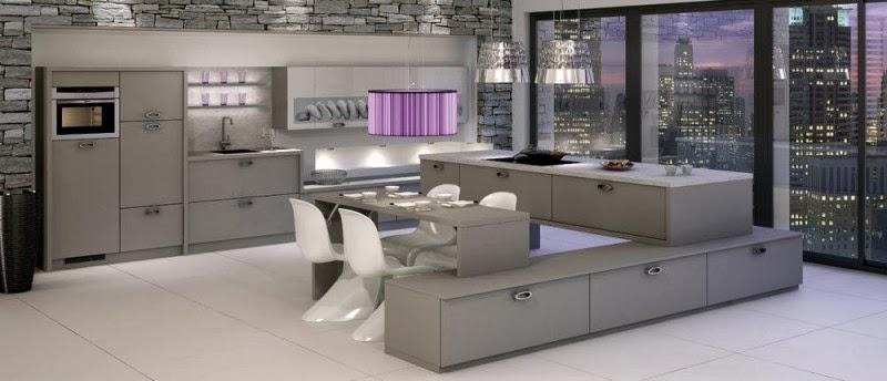New Concept Kitchen From Bauformat Interior Design Magazine