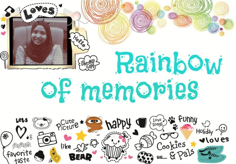 rainbow of memories