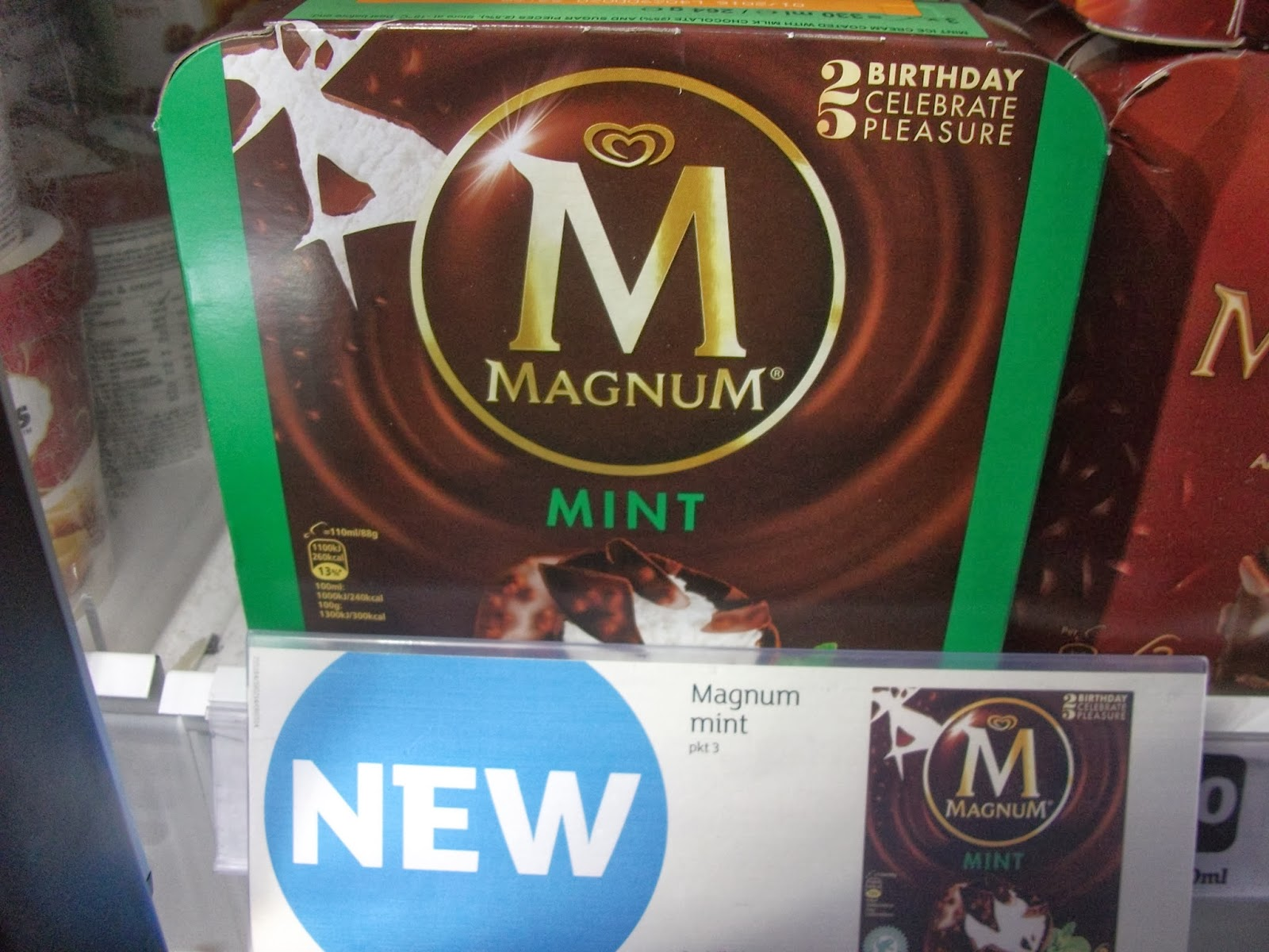 magnum mint 25 years