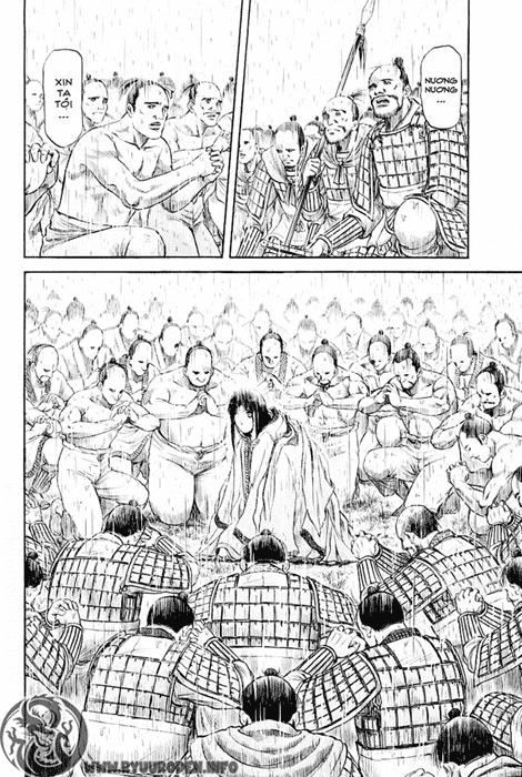 Chú Bé Rồng - Ryuuroden chap 53 - Trang 22