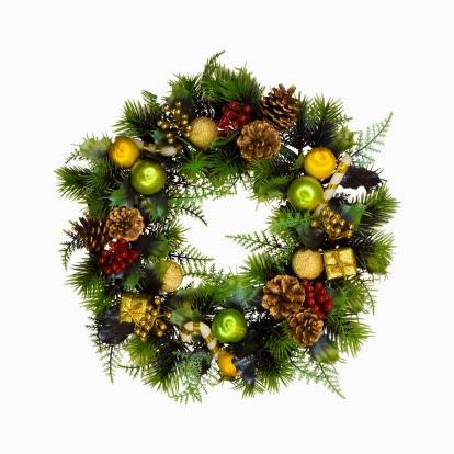 awesome christmas wreath ideas