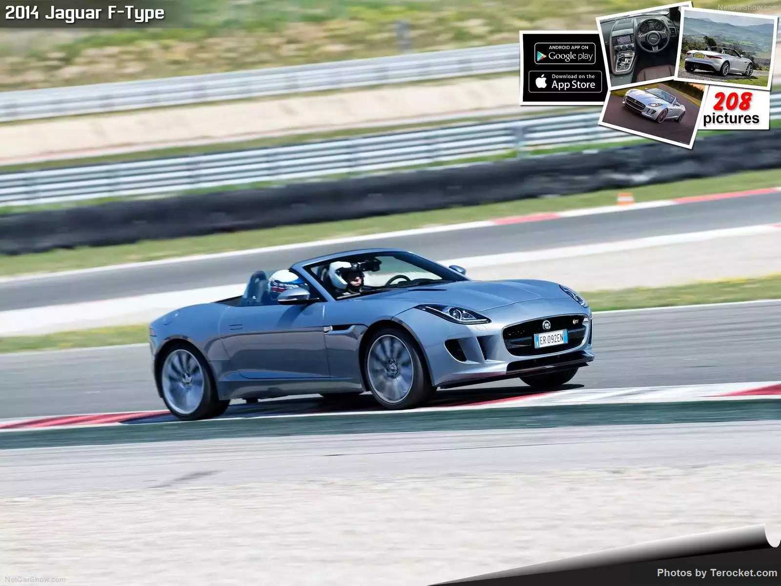 Hình ảnh xe ô tô Jaguar F-Type 2014 & nội ngoại thất
