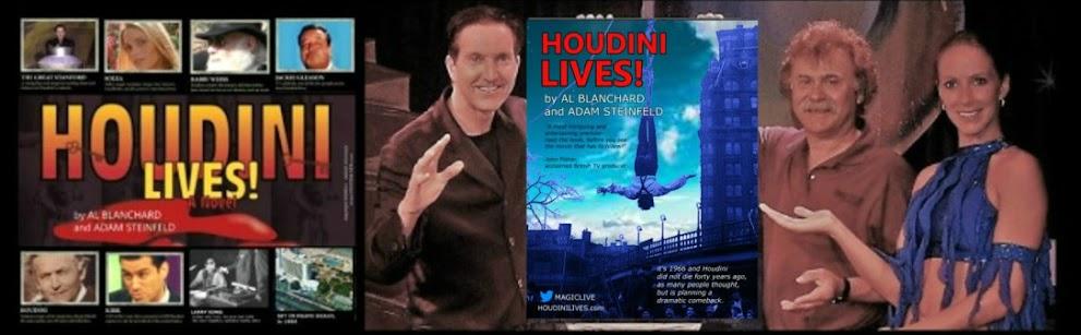 Houdini Lives! a novel