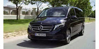 Mercedes V Class Specification and Review
