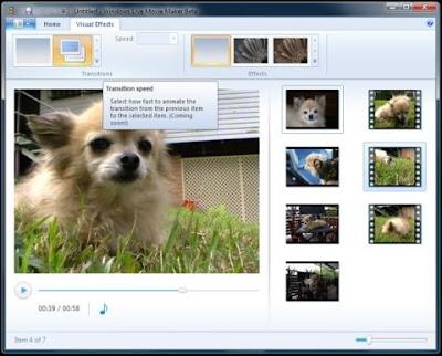 Windows Live Movie Maker 2012