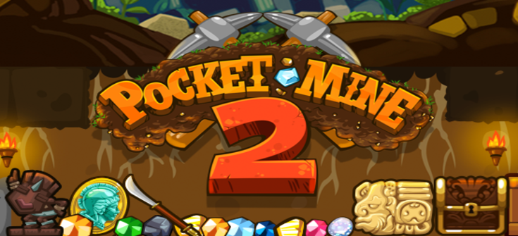 Download Pocket Mine 2 Apk Mod