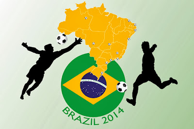 Brazil FIFA World Cup 2014 format