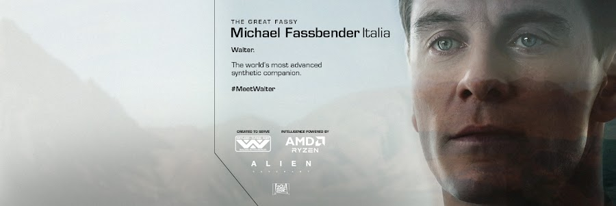 The Great Fassy - Michael Fassbender Italia