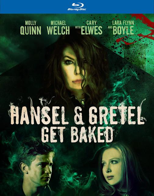 Hansel & Gretel Get Baked Blu-ray