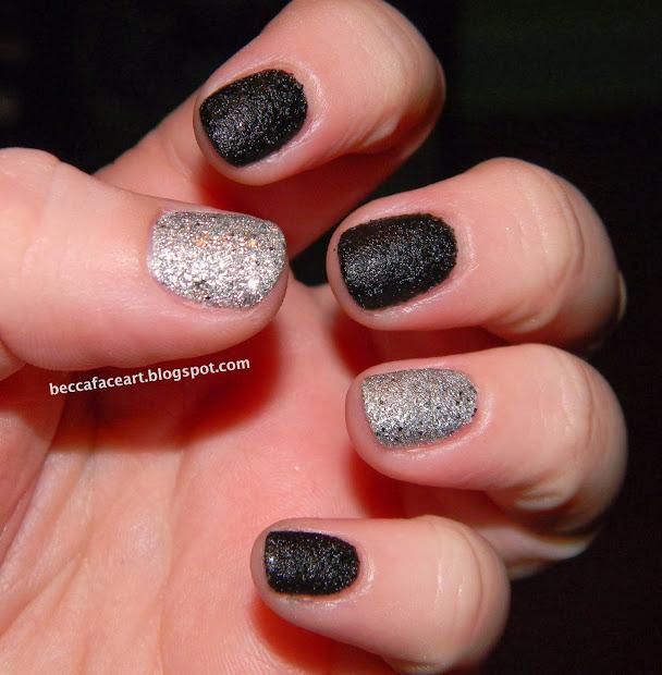 becca face nail art ' liar
