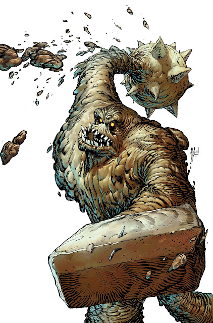 FREEZE and CLAYFACE covers by Guillem March