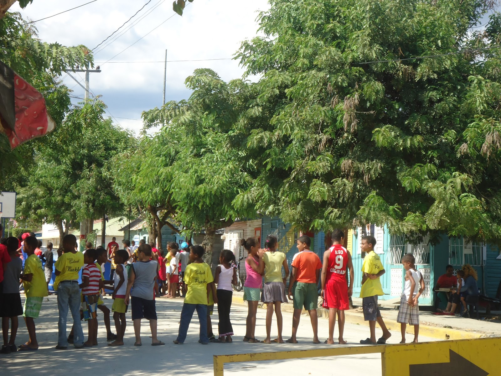 Ministerio De Deportes Inaugura Campamentos Semana Santa
