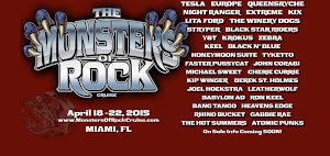 MONSTERS OF ROCK - EUA