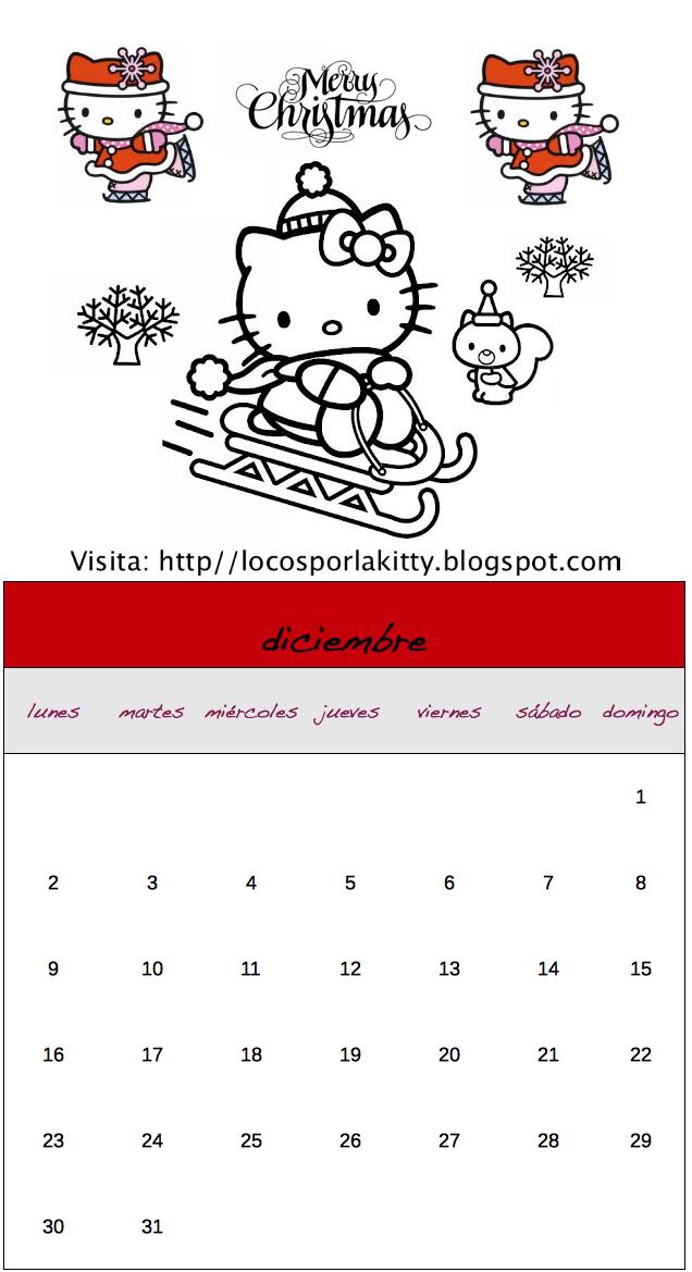 Locos por Hello Kitty: diciembre 2012