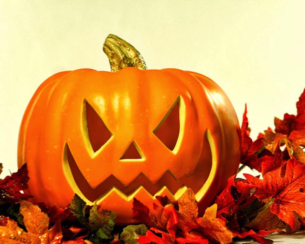 Banco de imagenes y fotos gratis calabazas de halloween - Calabazas pintadas para halloween ...