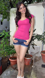 Neha Sharma in mini shots images