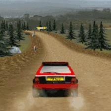 لعبة تحدى سيارات الرالى الخارقة اون لاين