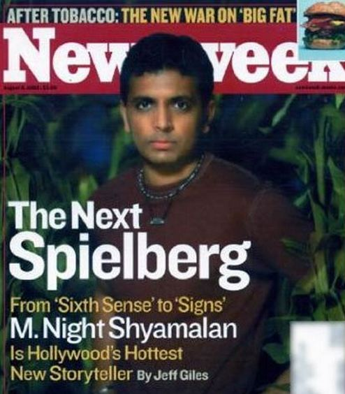 movie fans are raising money to send m night shyamalan