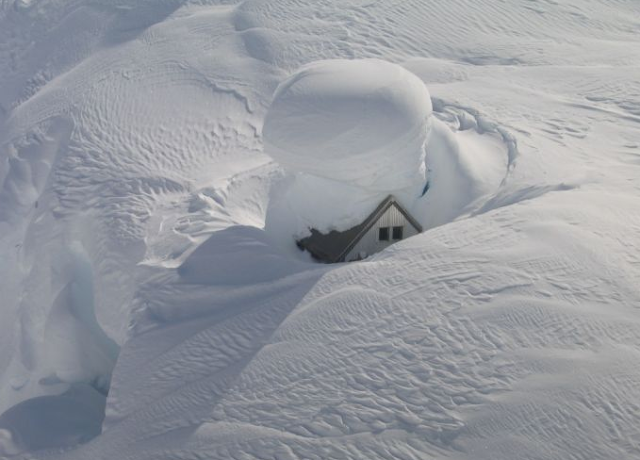 Seattle Snow Removal. Got Snow?