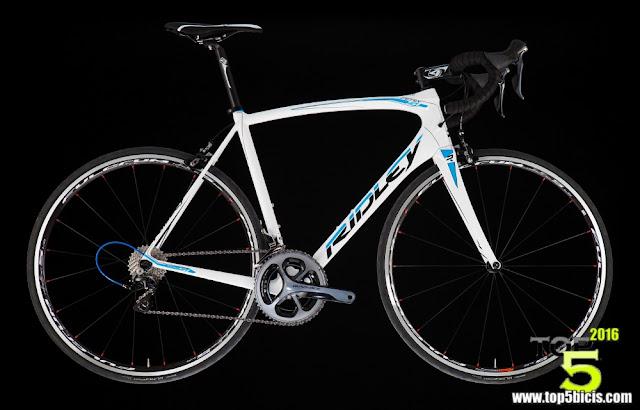Ridlye Fenix SL 15, buena bici para cualquier terreno