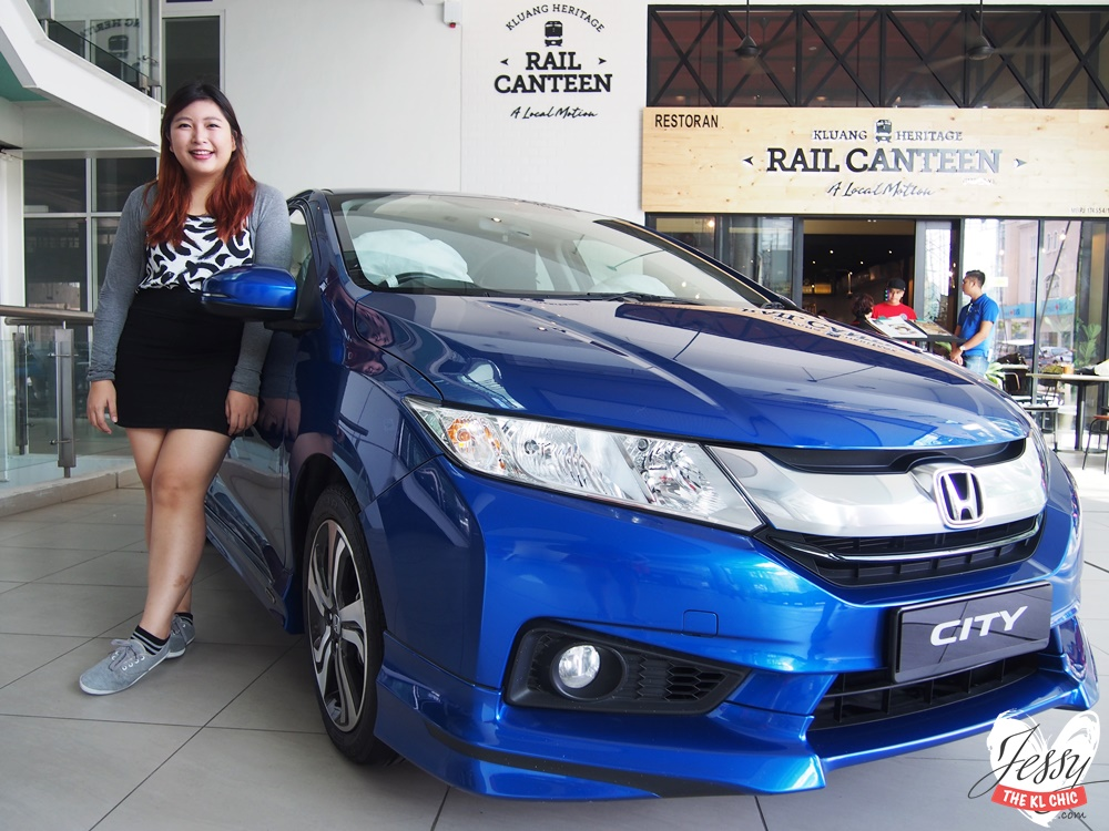 Event: Honda City Blogger Test Drive